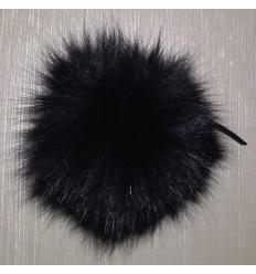 Pomponito noir Renard