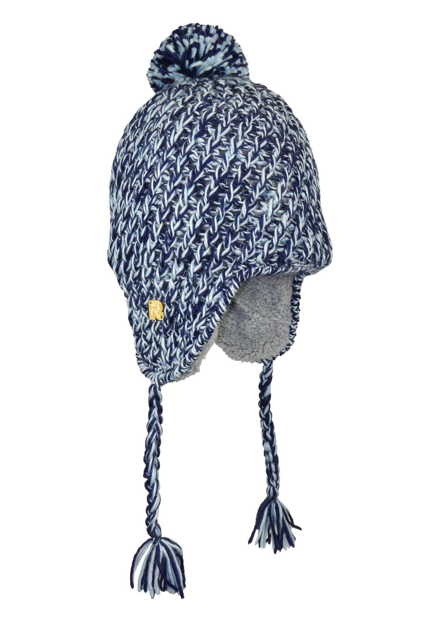 bonnet p ruvien tricots chin s avec pompon. Black Bedroom Furniture Sets. Home Design Ideas